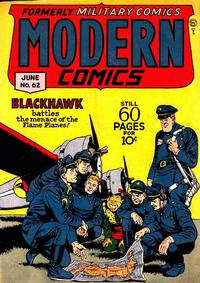Cover Thumbnail for Modern Comics (Quality Comics, 1945 series) #62