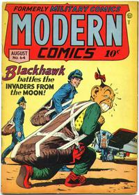 Cover Thumbnail for Modern Comics (Quality Comics, 1945 series) #64