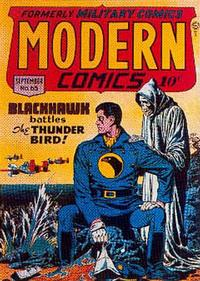 Cover Thumbnail for Modern Comics (Quality Comics, 1945 series) #65