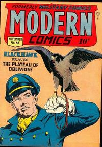 Cover Thumbnail for Modern Comics (Quality Comics, 1945 series) #67