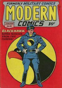 Cover Thumbnail for Modern Comics (Quality Comics, 1945 series) #69