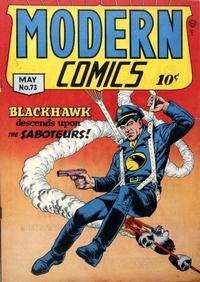 Cover Thumbnail for Modern Comics (Quality Comics, 1945 series) #73