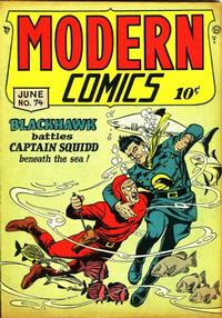 Cover Thumbnail for Modern Comics (Quality Comics, 1945 series) #74