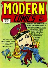 Cover Thumbnail for Modern Comics (Quality Comics, 1945 series) #94