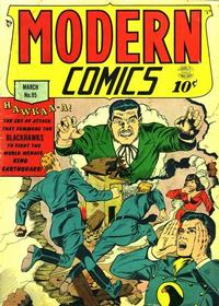 Cover Thumbnail for Modern Comics (Quality Comics, 1945 series) #95