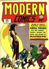 Cover Thumbnail for Modern Comics (Quality Comics, 1945 series) #97