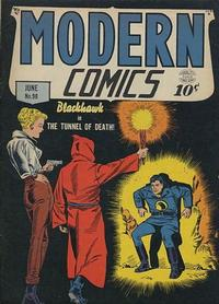 Cover Thumbnail for Modern Comics (Quality Comics, 1945 series) #98