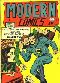 Cover Thumbnail for Modern Comics (Quality Comics, 1945 series) #100