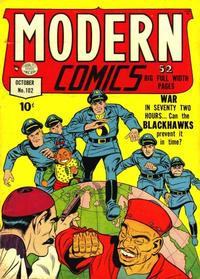 Cover Thumbnail for Modern Comics (Quality Comics, 1945 series) #102