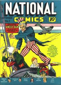 Cover Thumbnail for National Comics (Quality Comics, 1940 series) #3