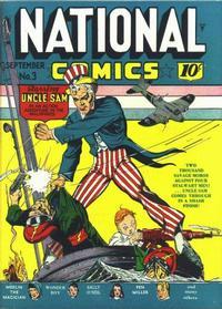 Cover Thumbnail for National Comics (Quality Comics, 1940 series) #3