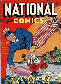 Cover Thumbnail for National Comics (Quality Comics, 1940 series) #4