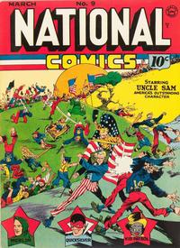 Cover Thumbnail for National Comics (Quality Comics, 1940 series) #9