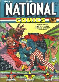 Cover Thumbnail for National Comics (Quality Comics, 1940 series) #10