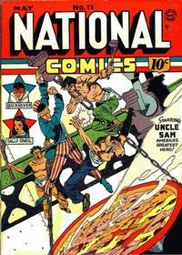 Cover Thumbnail for National Comics (Quality Comics, 1940 series) #11