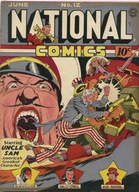 Cover Thumbnail for National Comics (Quality Comics, 1940 series) #12