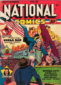 Cover Thumbnail for National Comics (Quality Comics, 1940 series) #15