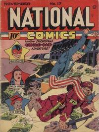 Cover Thumbnail for National Comics (Quality Comics, 1940 series) #17