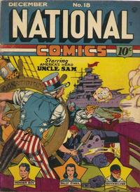 Cover Thumbnail for National Comics (Quality Comics, 1940 series) #18