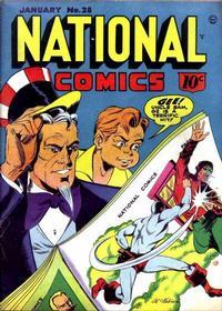 Cover Thumbnail for National Comics (Quality Comics, 1940 series) #28