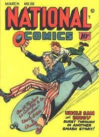 Cover Thumbnail for National Comics (Quality Comics, 1940 series) #30