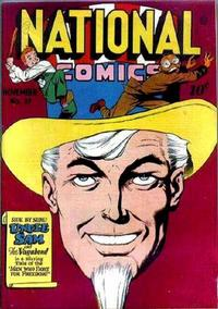 Cover Thumbnail for National Comics (Quality Comics, 1940 series) #37