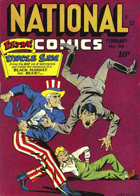 Cover Thumbnail for National Comics (Quality Comics, 1940 series) #39