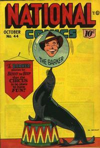 Cover Thumbnail for National Comics (Quality Comics, 1940 series) #44