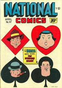 Cover Thumbnail for National Comics (Quality Comics, 1940 series) #47