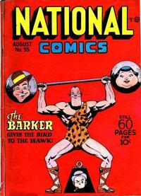 Cover Thumbnail for National Comics (Quality Comics, 1940 series) #55