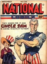 Cover Thumbnail for National Comics (Quality Comics, 1940 series) #26
