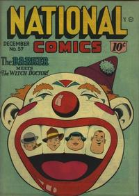 Cover Thumbnail for National Comics (Quality Comics, 1940 series) #57
