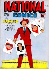 Cover Thumbnail for National Comics (Quality Comics, 1940 series) #65