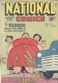 Cover Thumbnail for National Comics (Quality Comics, 1940 series) #67