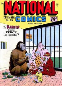Cover Thumbnail for National Comics (Quality Comics, 1940 series) #69