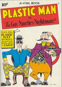 Cover Thumbnail for Plastic Man (Quality Comics, 1943 series) #2