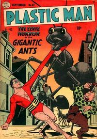 Cover Thumbnail for Plastic Man (Quality Comics, 1943 series) #37