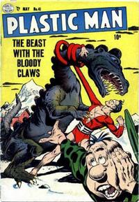 Cover Thumbnail for Plastic Man (Quality Comics, 1943 series) #41