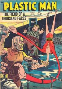 Cover Thumbnail for Plastic Man (Quality Comics, 1943 series) #47