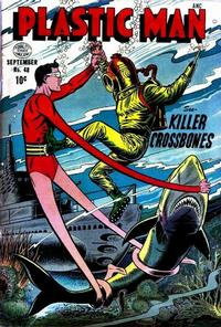Cover Thumbnail for Plastic Man (Quality Comics, 1943 series) #48