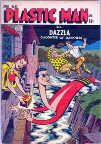 Cover Thumbnail for Plastic Man (Quality Comics, 1943 series) #53