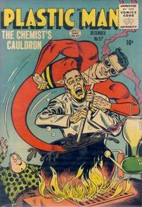 Cover Thumbnail for Plastic Man (Quality Comics, 1943 series) #57