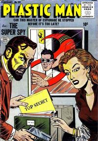 Cover Thumbnail for Plastic Man (Quality Comics, 1943 series) #59
