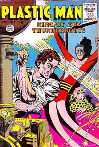 Cover Thumbnail for Plastic Man (Quality Comics, 1943 series) #61
