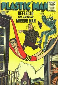 Cover Thumbnail for Plastic Man (Quality Comics, 1943 series) #63