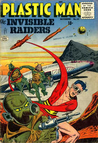 Cover Thumbnail for Plastic Man (Quality Comics, 1943 series) #64