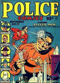 Cover Thumbnail for Police Comics (Quality Comics, 1941 series) #11