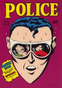 Cover Thumbnail for Police Comics (Quality Comics, 1941 series) #30
