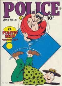 Cover Thumbnail for Police Comics (Quality Comics, 1941 series) #31