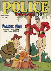 Cover Thumbnail for Police Comics (Quality Comics, 1941 series) #46